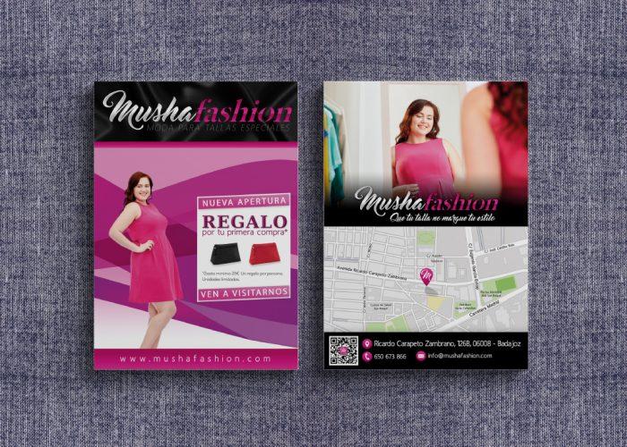 Diseño e impresión de flyers